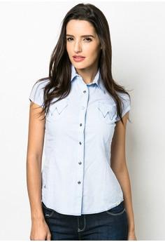 Pin Striped Shirt
