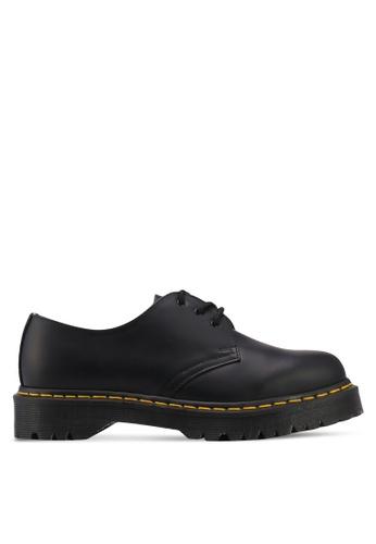 Dr. Martens black Core Fusion 1461 Bex 3 Eye Shoes DR086SH0SX5NMY_1