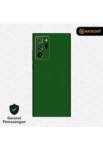 Exacoat Galaxy Note 20 Ultra 3M Skins True Colors - Emerald Green 8F95EES6AECE2EGS_1