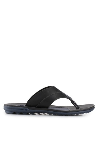Watchout! Shoes black Sandals Casual WA021SH93DJUID_1