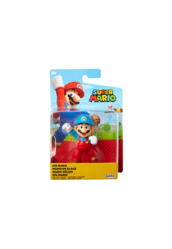 Kidmoro Nintendo Super Mario: W23 ICE MARIO 2.5-inch Figure with Simple Articulation 56BE4ESB3682B2GS_1