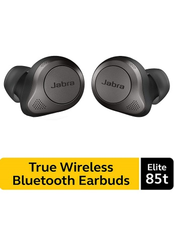 Jabra JABRA ELITE 85T WIRELESS EARBUD TITANIUM BLACK 057B3ESD482569GS_1