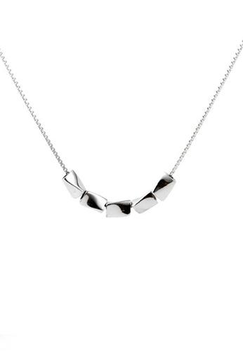 Twenty Eight Shoes silver VANSA Simple Geometric Pendant Necklace VAW-N195 7AD15ACA99967EGS_1