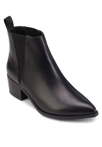 Ula 尖頭短筒靴esprit台灣門市, 韓系時尚, 梳妝