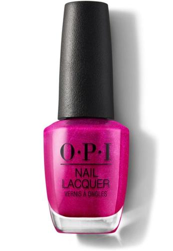 O.P.I pink and purple NLB31 - NL - FLASHBULB FUCHSIA 304A6BE97E9C83GS_1