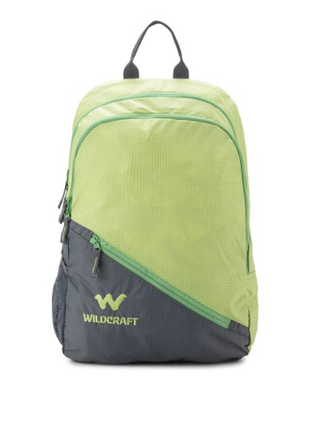 Paramit 雙拉鍊後背包, 包,esprit 品牌 旅行背包