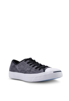 d2862380538 Converse Jack Purcell Marbled Leather Ox Sneakers S$ 129.90. Sizes 7 8 10 11