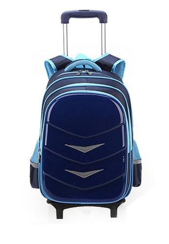 Twenty Eight Shoes navy VANSA Climb Stairs Cart Backpacks VAK-Bp88196 CB1ABKCA3877FFGS_1