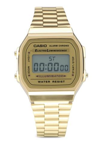 Casio gold Casio Watch A168WG-9WDF 9A4BBAC7DF37B3GS_1