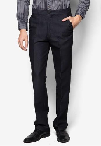 經典棉質西裝長褲, 服飾,esprit 工作 直筒褲
