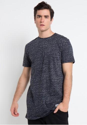MOUTLEY blue Men T-shirt 2912 MO264AA0VN7BID_1