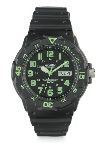 Casio green Men Analog Watches Mrw-200H-3Bvdf 3307DACAFA9DA8GS_1
