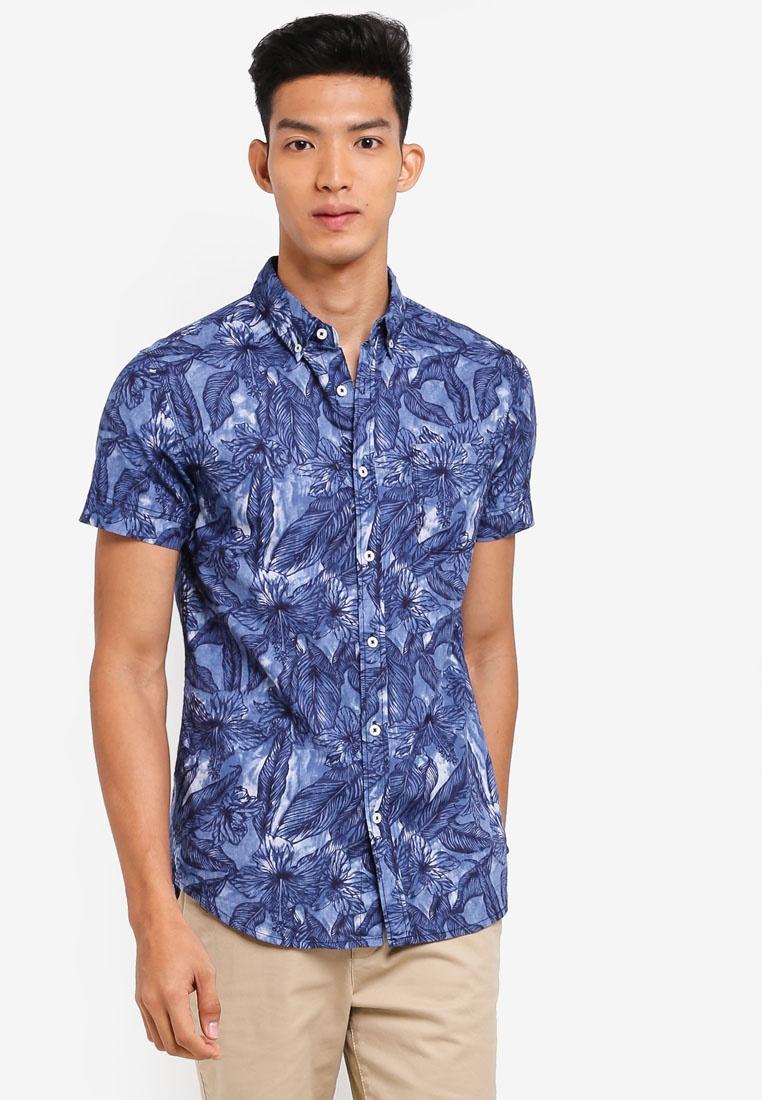 OVS Sargasso Sea 72D Shirt 72D Shirt wSnxSUY6