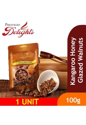 Prestigio Delights black Kangaroo Honey Glazed Walnuts 100g 69B47ES8963EA8GS_1