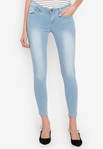 12533cd56 Shop BNY Skinny Jeans Low-Waist Online on ZALORA Philippines
