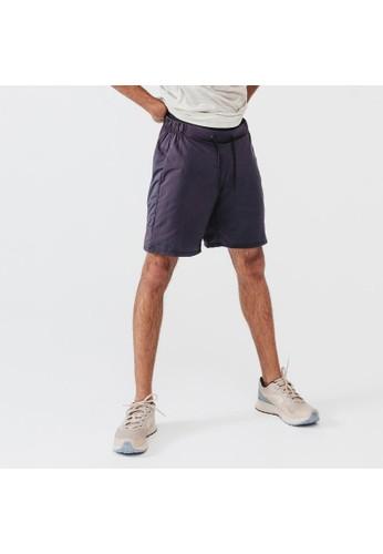 Decathlon Running Shorts Run Dry+ - abyss grey - 8558790 F3416AA7958C57GS_1