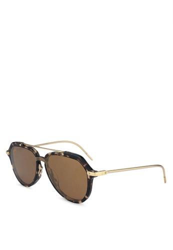 Dolce & Gabbana brown Dolce & Gabbana DG4330F Sunglasses 8728DGLA748226GS_1