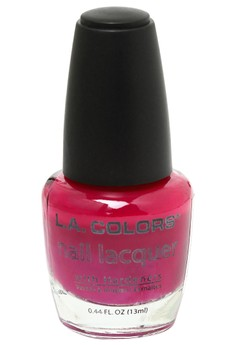 Nail Lacquer- Raspberry
