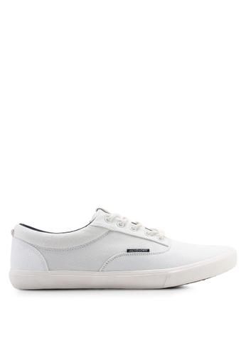 Jack & Jones 白色 低筒運動鞋 30762SH3FE2195GS_1