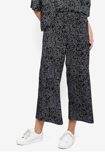 Dr Denim black Abel Trousers FBF32AA7E56373GS_1