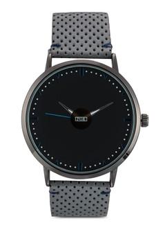 【ZALORA】 Wyatt 對比色手錶