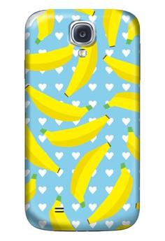 Banana Glossy Hard Case for Samsung Galaxy S4