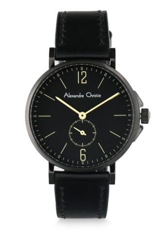 Alexandre Christie black Women Analog Watches 8458-Lslipbaiv F86E2AC402A5C4GS_1