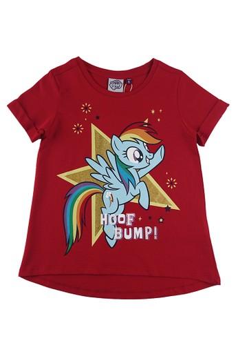 KIDS ICON red KIDS ICON - Kaos Anak Perempuan My Little Pony 04-12 Tahun With Printing Detail - PY101400200 0EA27KAFE60EDDGS_1