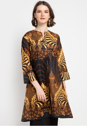 Batik Kaniz black and multi Ayrawa 8375EAAB8237C3GS_1