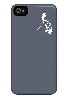 The Philippines Matte Hard Case for iPhone 4,4s