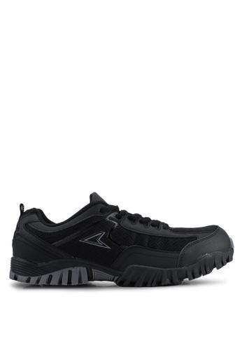 Power black Outdoor Shoes 94D59SH9DE4134GS_1