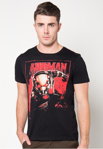 Antman Abstrak T-shirt