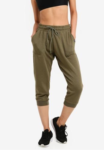 4773a85a30842 Buy Cotton On Body Cropped Gym Track Pants Online on ZALORA Singapore