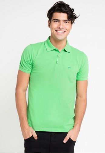 Hassenda green Short Sleeve HA130AA0VPEUID_1