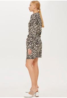 ef98fac763c0 60% OFF TOPSHOP Animal PJ Shirt Dress S  89.90 NOW S  35.90 Sizes 6 8