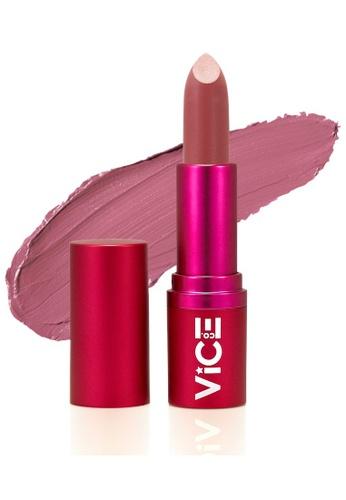 Vice Cosmetics pink Good Vibes Matte Lipstick Bet na Bet E2082BEA5AB89AGS_1