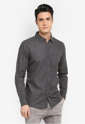 Cotton On black 91 Shirt 7CE73AA92FAFC5GS_1