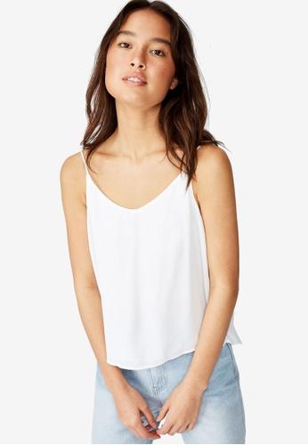 Cotton On white Astrid Cami 5389CAA5B50E21GS_1