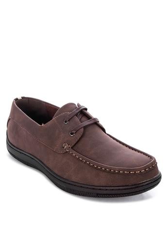 H2Ocean brown Sargas Boat Shoes C904FSH402AE85GS_1