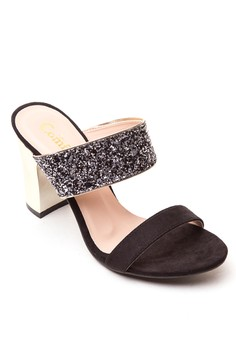 Tirelle Heeled Slides