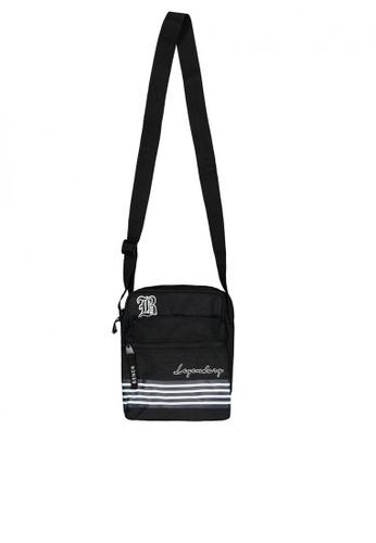 BENCH black Medium Sling Bag BDA0EACDD02D5DGS_1