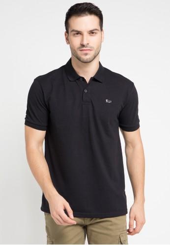 WALRUS black Polo Shirts WA705AA0VSF7ID_1