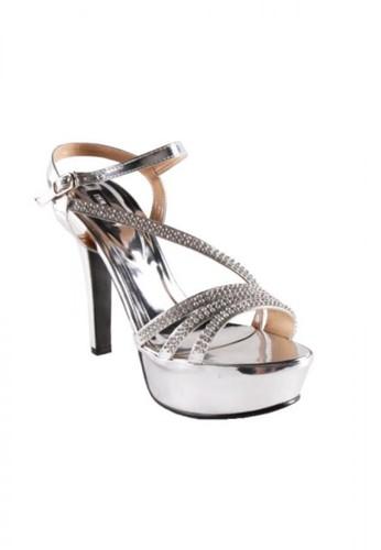 ELTAFT Belleza Heels - Silver