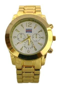Newyork Army Women's Stainless Steel Strap Watch 6281