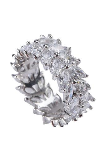 ALDO silver Maossa Ring 2B72EACEE988DFGS_1
