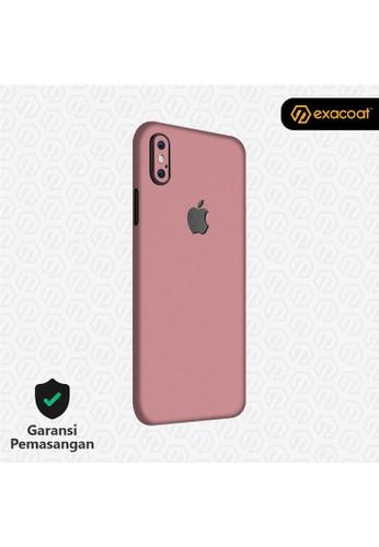 Exacoat iPhone XS Max 3M Skin / Garskin - Blush Pink - Cut Only 31B04ES41A92ECGS_1
