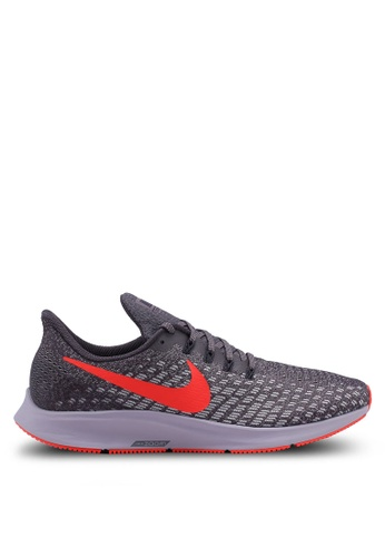 Nike grey Nike Air Zoom Pegasus 35 Running Shoes 08EA6SH8268C56GS_1