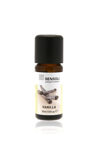 Sensoli Aromatherapy SENSOLI Vanilla Pure Essential Oil 10ML 59AD5HLB46E6F8GS_1