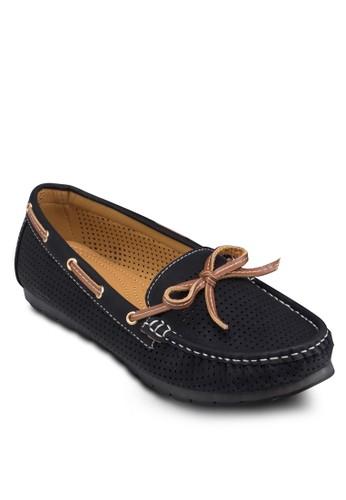esprit hk分店沖孔船型鞋, 女鞋, 船型鞋