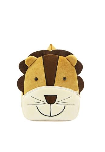 Twenty Eight Shoes brown VANSA Animal Backpacks VAK-BpZ15 89836KC369CEBDGS_1